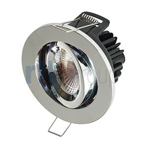 LENALED- 10W COB LED 0-100% Dimmable Downlight