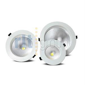 30W LED Downlighter 210mm cutout Colour 840