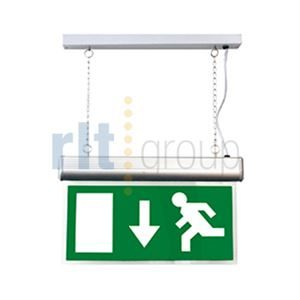 DELTIKLED Hanging Sign-3hr Maintained LED Hanging Sign