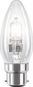 Philips Halogen Candle BC