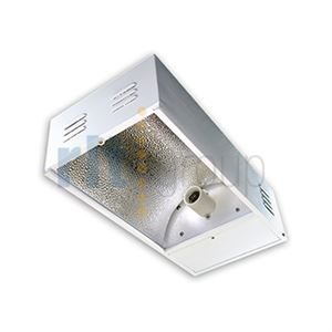 HALLE - 400W SON Low Bay c/w Glass Cover