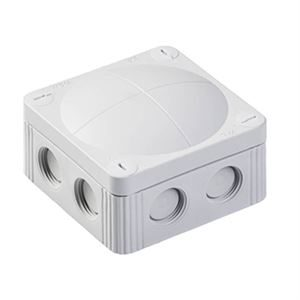 Junction box white