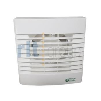 150mm Standard Axial Fan with timer