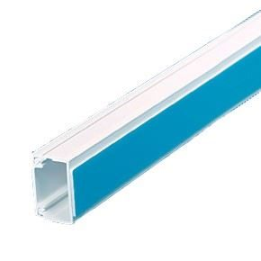 S/A Mini Trunking Conduit 25 x 16mm x 2m length