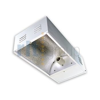 HALLE - 400W HQI Low Bay c/w Glass Cover