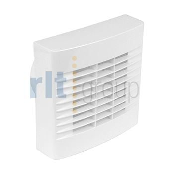 100mm Standard Axial Fan with timer
